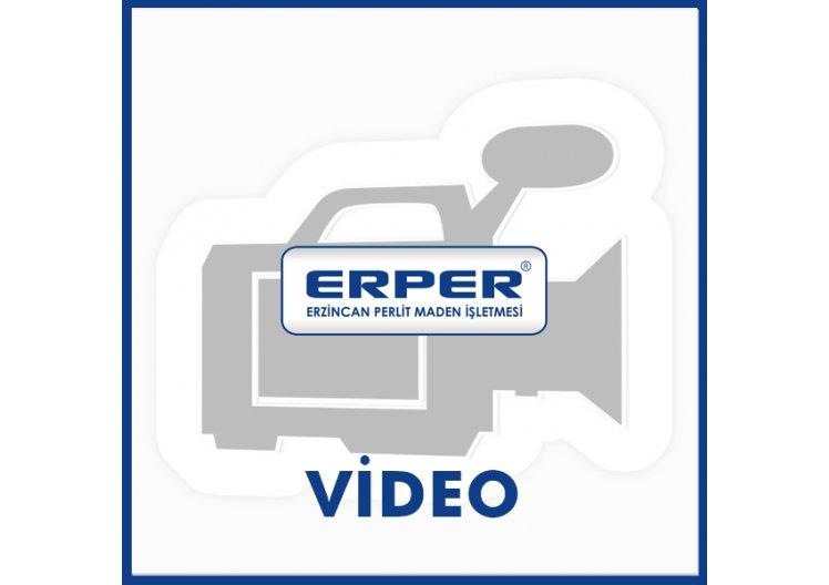ERPER Perlit - A Haber - Depreme Dayanıklı Perlit Üretimi